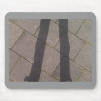 Shadow Legs Mouse Pad