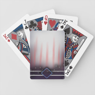 shadow & light bicycle playing cards