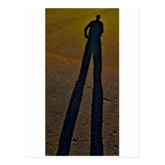 Shadow Long Legs 2 Postcard