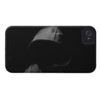 """Shadow Man"" iPhone Case"