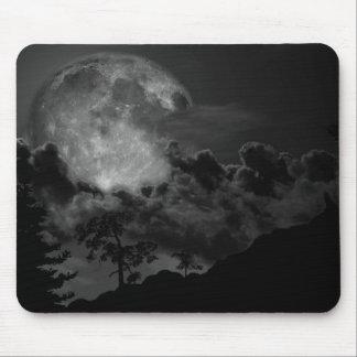 Shadow Moon Mousepad Mouse Pad