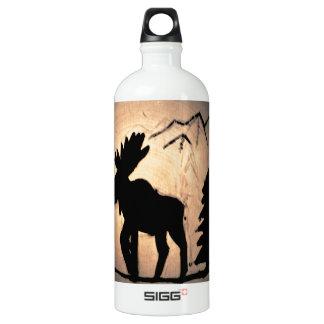 Shadow Moose Water Bottle