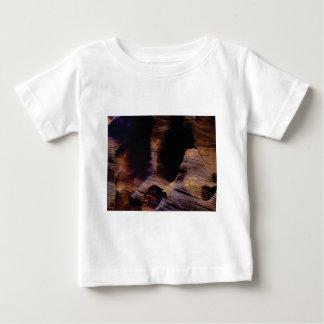 shadow movement of rocks baby T-Shirt