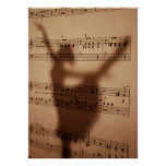 Shadow Notes Poster