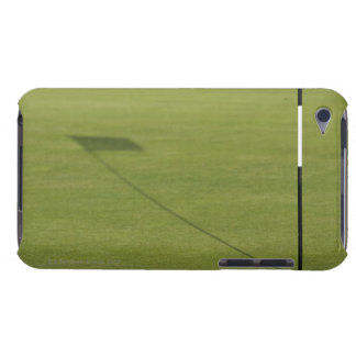 shadow of golf flag on golf course green Case-Mate iPod touch case