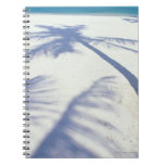 Shadow of Palm Tree 2 Note Book