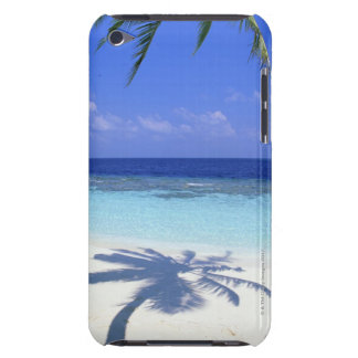 Shadow of Palm Tree Barely There iPod Cases