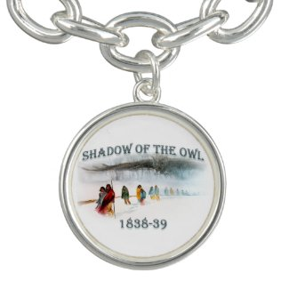 Shadow of the Owl 1838-39 Bracelet