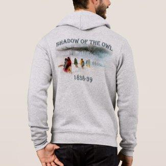Shadow of the Owl 1838-39 Hoodie