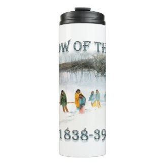 Shadow of the Owl 1838-39 Thermal Tumbler