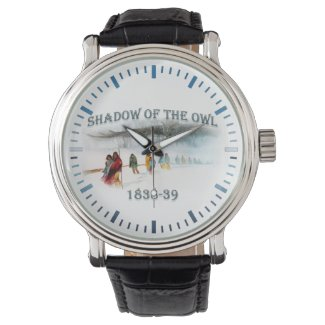 Shadow of the Owl 1838-39 Watch