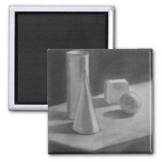 SHADOW PLAY 2 INCH SQUARE MAGNET