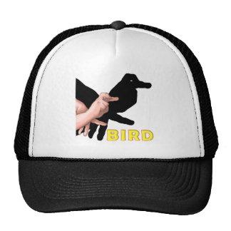 SHADOW PUPPET BIRD TRUCKER HAT