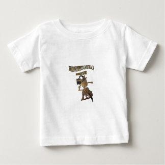 Shadow Puppets Gatot Kaca Indonesian culture Baby T-Shirt