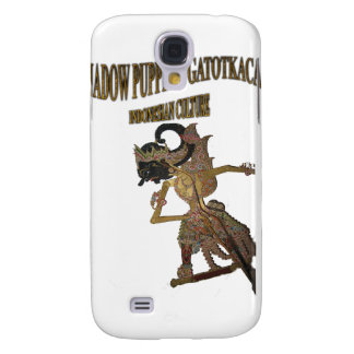 Shadow Puppets Gatot Kaca Indonesian culture Samsung Galaxy S4 Case