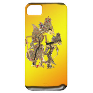 Shadow Puppets Indonesian iPhone SE/5/5s Case