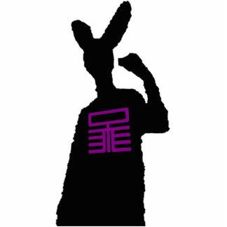 Shadow Rabbit Sculpture