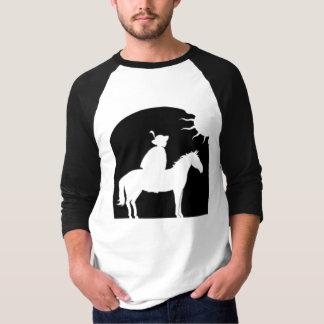"""Shadow"" Rocket Paprika T-shirt"