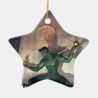Shadow Spirit Christmas Ornament