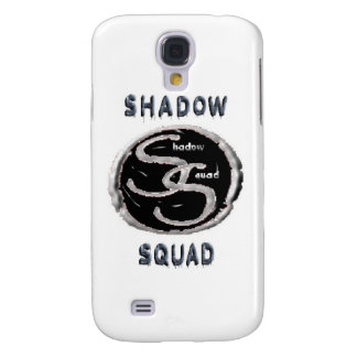 Shadow Squad Galaxy S4 Covers