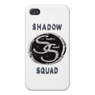 Shadow Squad iPhone 4 Covers