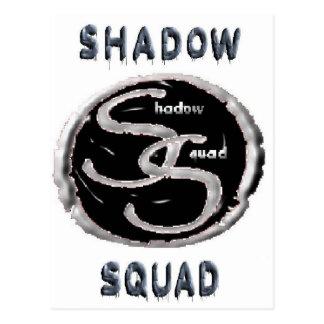 Shadow Squad Postcard