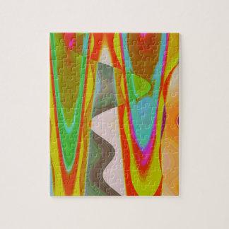 Shadow Talk - Acrylic Oriental Color Art Puzzles