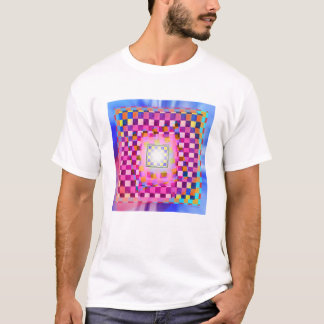 Shadow Texture 3e (sci-fi wear) T-Shirt