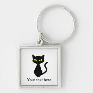 Shadow the Black Cat Keychain