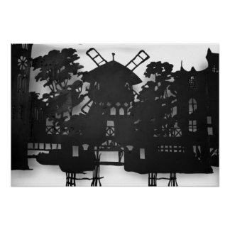 Shadow Theatre Poster