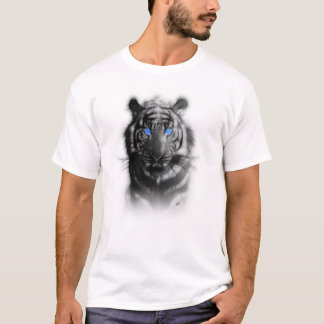 Shadow Tiger Spirit Animal Airbrush Art Tee