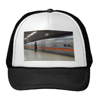 Shadow Train Mesh Hat