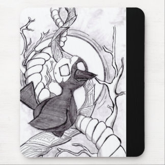 shadow tree mouse pad