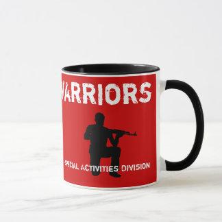 Shadow Warriors - CIA National Clandestine Service Mug