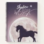 Shadow Work 8.5 x 11 Notebook