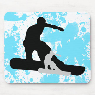 shadowboarder mouse pad