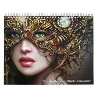 Shadowbrooke Studio 2014 Calendar