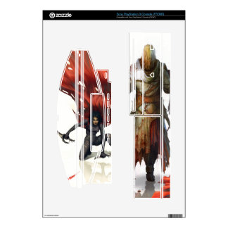 Shadowdance Trilogy PS3 Skin