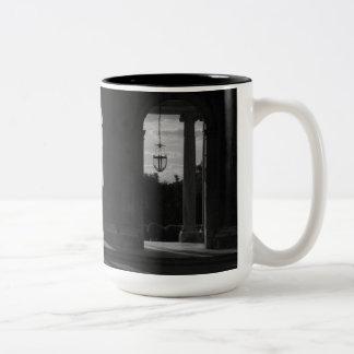 Shadowed Chalet | Customizable Mug