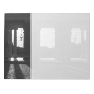 Shadowed Chalet | Customizable Notepad
