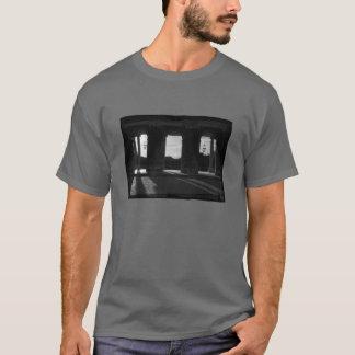 Shadowed Chalet | Customizable T-Shirt