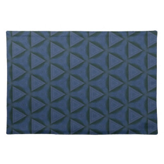 Shadowed Triangle Pattern Placemat