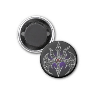 Shadowgram Refrigerator Magnet