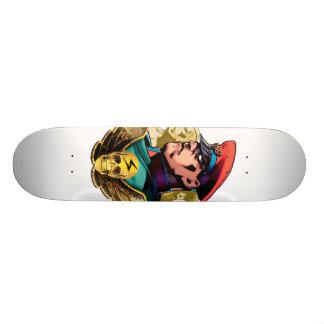 Shadowloo 3 skateboard deck