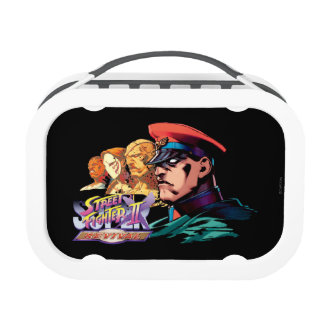 Shadowloo Lunch Box