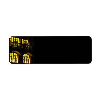 shadows-100486 sombrea el fondo abstracto de la etiqueta de remite