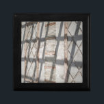 "Shadows Against A Wall Gift Box<br><div class=""desc"">Small Tile Gift Box</div>"