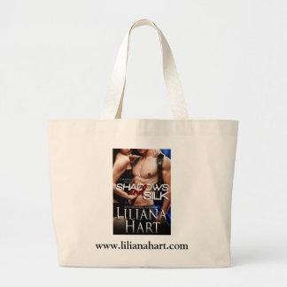 Shadows and Silk Tote Bag - Liliana Hart