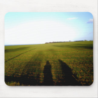 Shadows in St Andrews Mouse Pad