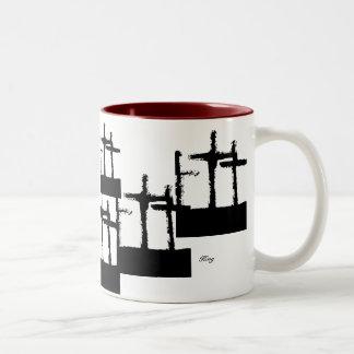 """""""Shadows"""" Mugs"""